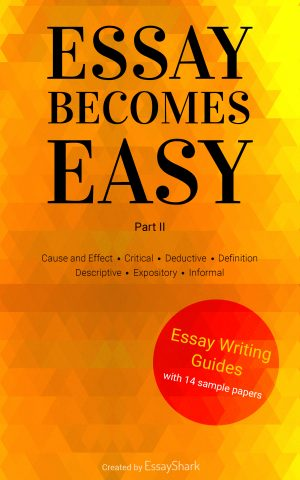 Cover for Essay Becomes Easy