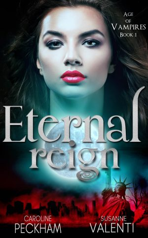 Cover for Eternal Reign