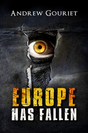 Cover for Europe Has Fallen