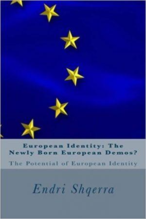 Cover for European Identity: The Newly Born European Demos?