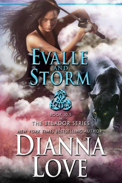 Cover for Evalle and Storm