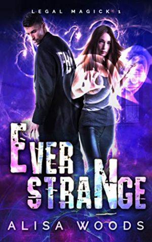 Cover for Ever Strange