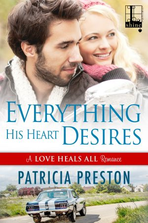 Cover for Everything His Heart Desires