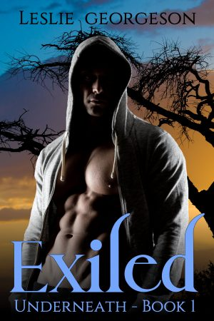 Cover for Exiled