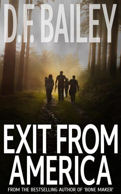 Cover for Exit From America