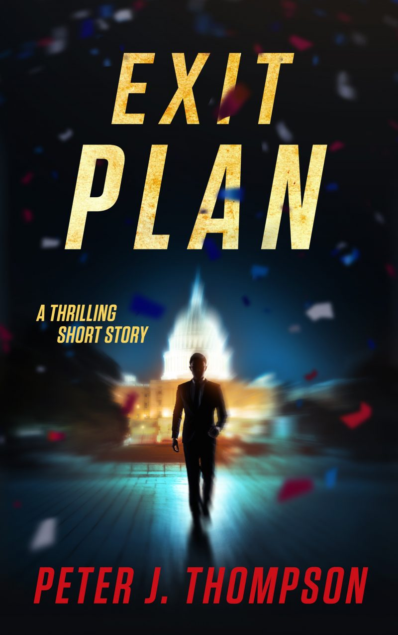 Cover for Exit Plan: A page-turning short thriller