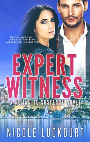 Cover for Expert Witness