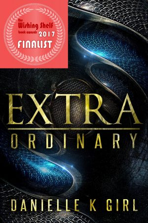 Cover for ExtraOrdinary