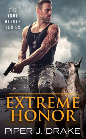 Cover for Extreme Honor