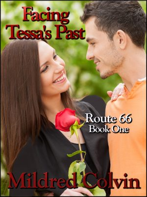Cover for Facing Tessa's Past