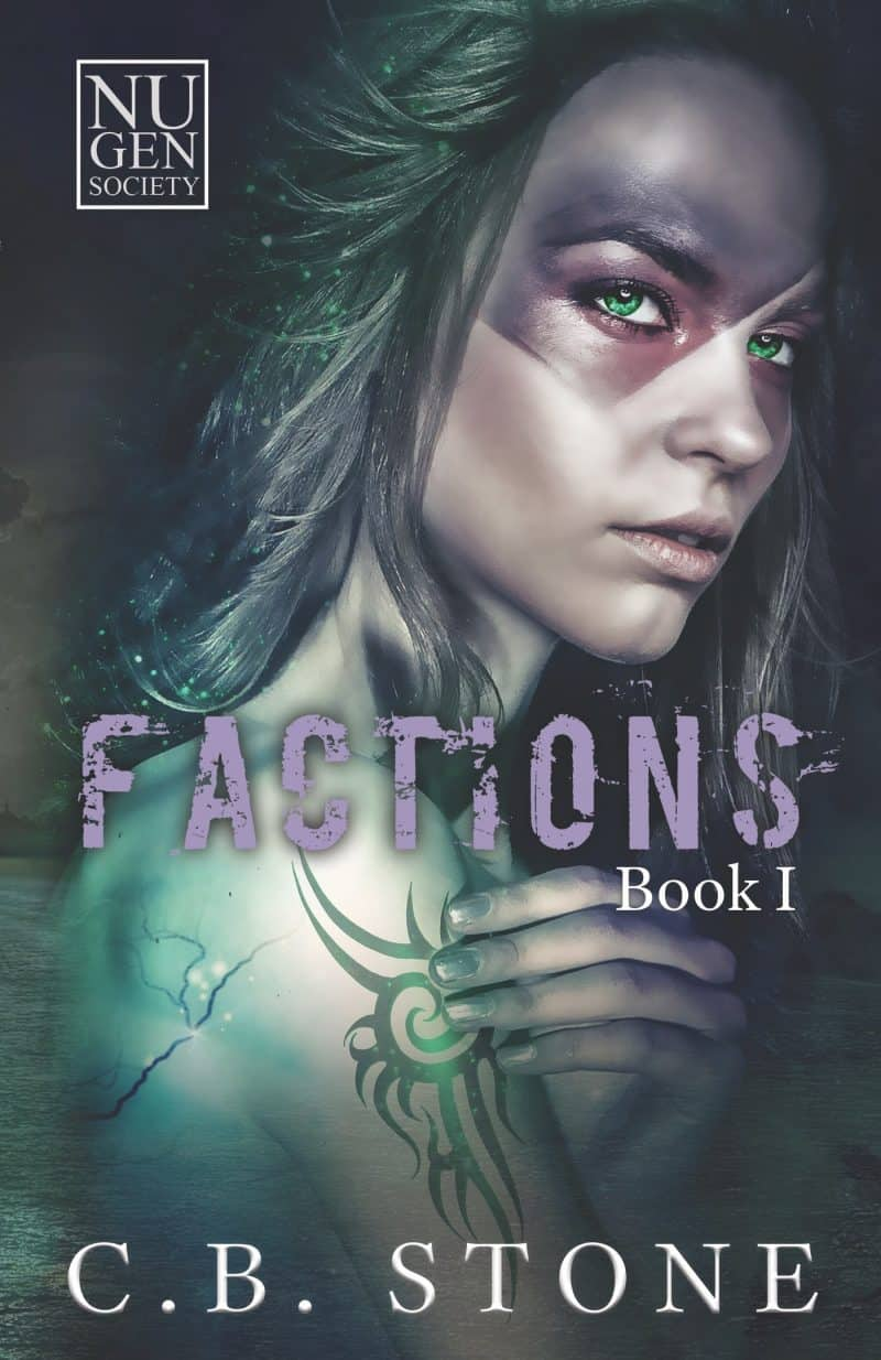 Cover for Factions: NuGenesis Society Book 1