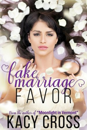 Cover for Fake Marriage Favor