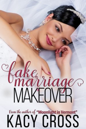 Cover for Fake Marriage Makeover