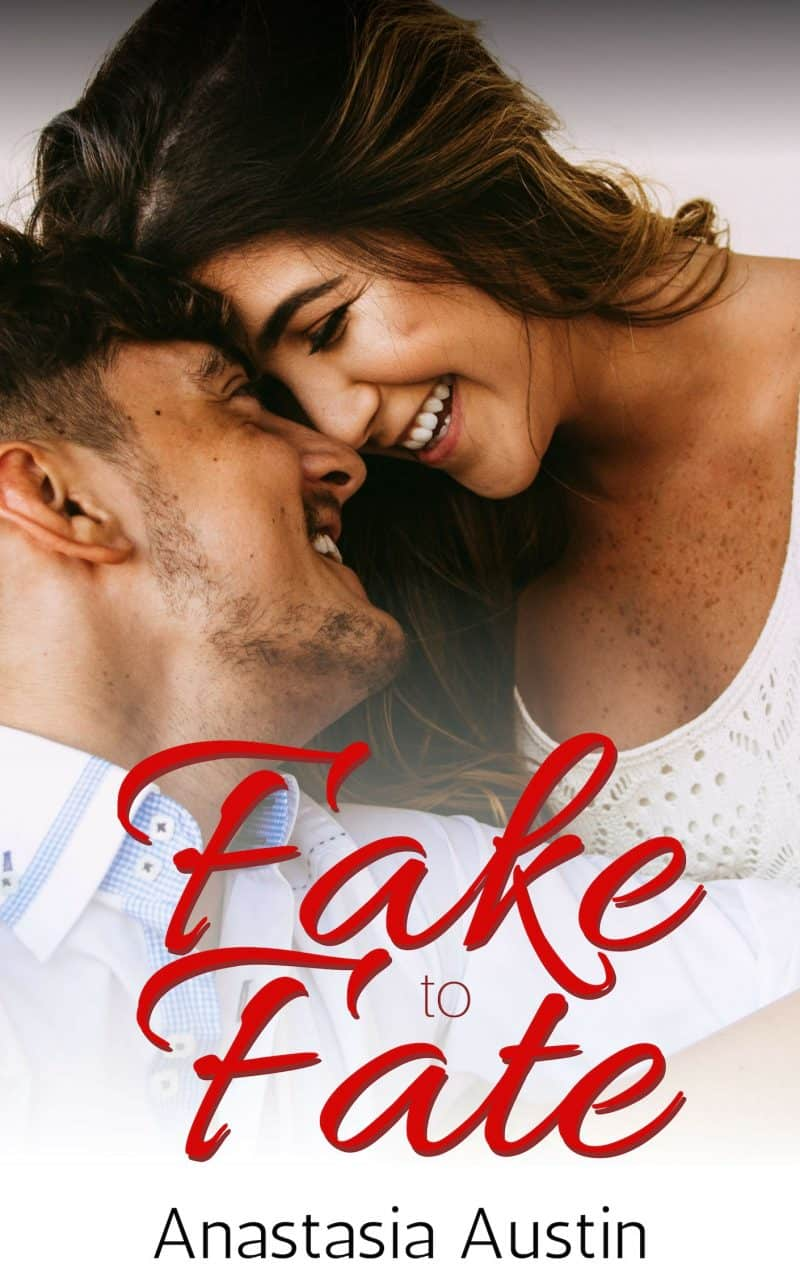 Cover for Fake to Fate