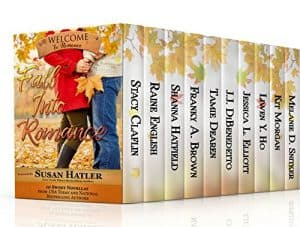 Cover for Fall Into Romance