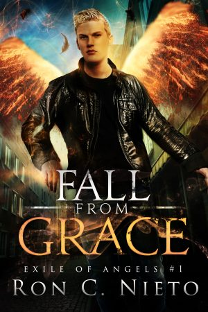 Cover for Fall from Grace