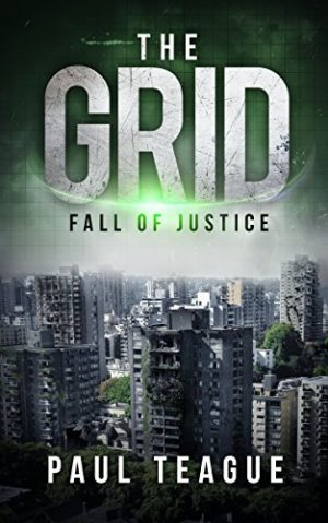 Cover for Fall of Justice
