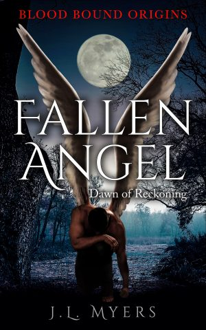 Cover for Fallen Angel: Dawn of Reckoning