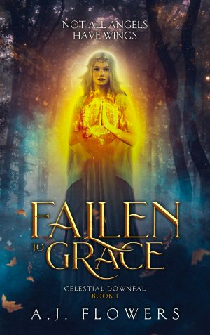 Cover for Fallen to Grace