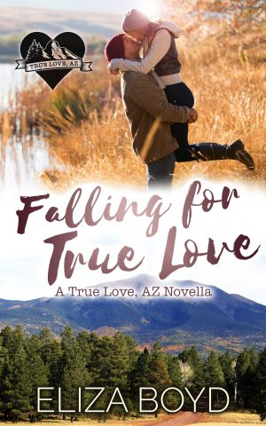 Cover for Falling For True Love