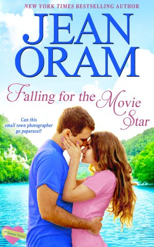 Cover for Falling for the Movie Star