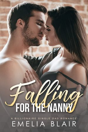 Cover for Falling for the nanny