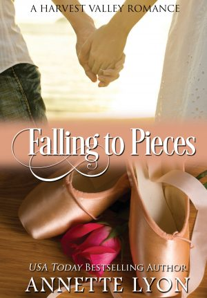 Cover for Falling to Pieces