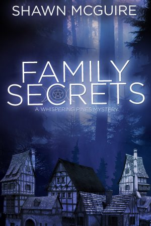 Cover for Family Secrets