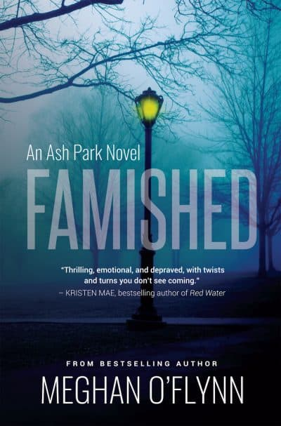 Cover for Famished