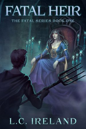 Cover for Fatal Heir