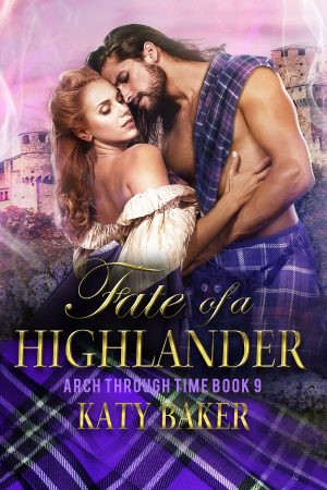 Cover for Fate of a Highlander