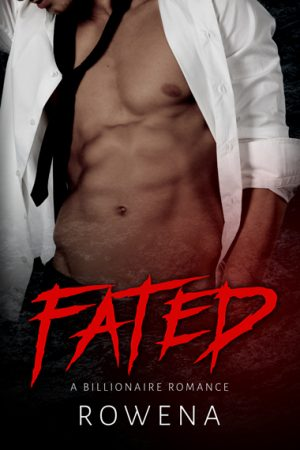 Cover for Fated