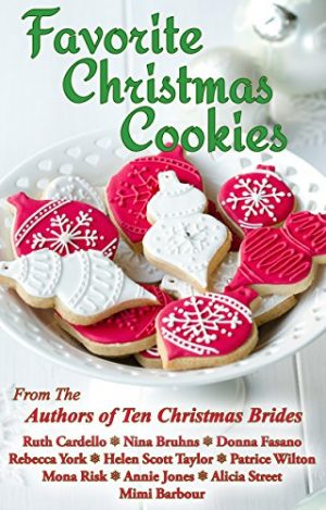 Cover for Favorite Christmas Cookies