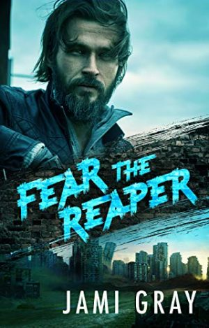Cover for Fear the Reaper