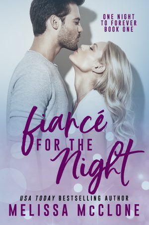 Cover for Fiancé for the Night