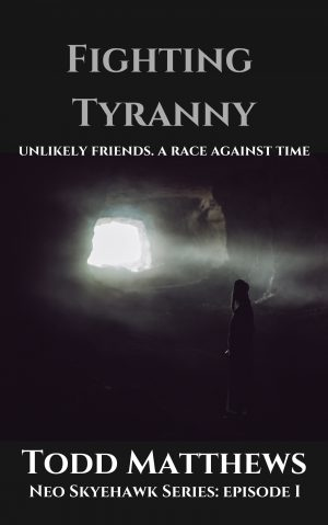 Cover for Fighting Tyranny