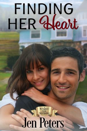 Cover for Finding Her Heart