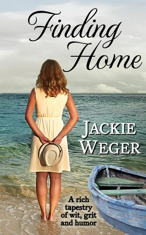 Cover for Finding Home