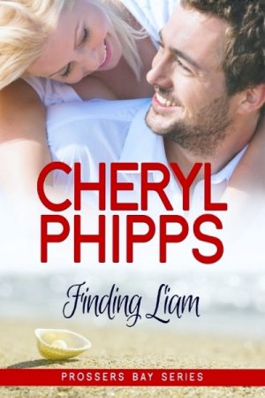 Cover for Finding Liam