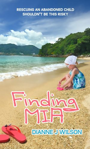 Cover for Finding Mia