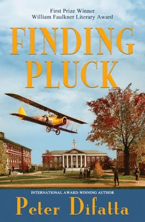Cover for Finding Pluck