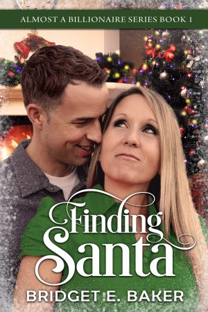 Cover for Finding Santa