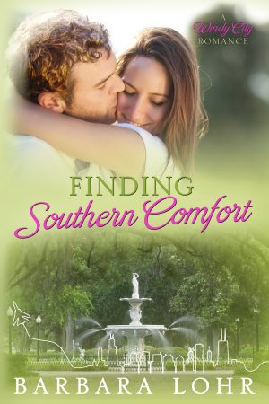 Cover for Finding Southern Comfort