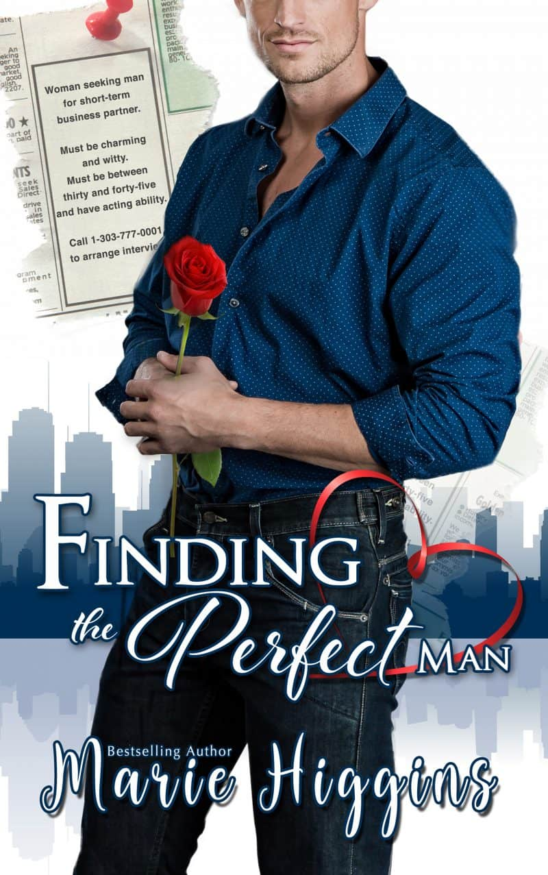 Cover for Finding the Perfect Man