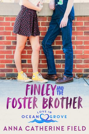 Cover for Finley and the Foster Brother