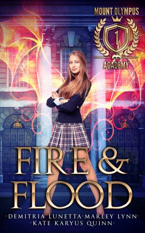 Cover for Fire & Flood