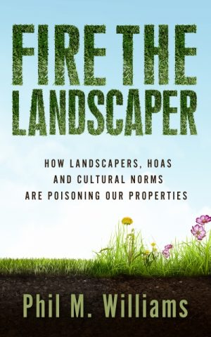Cover for Fire the Landscaper