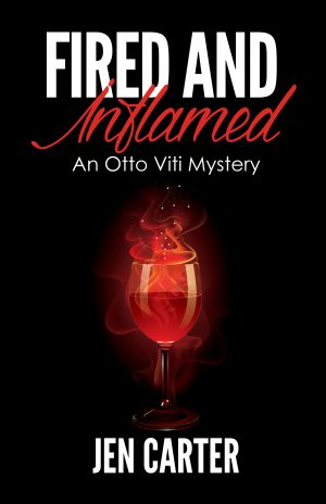 Cover for Fired and Inflamed