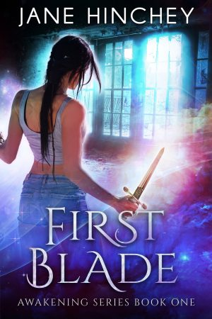 Cover for First Blade
