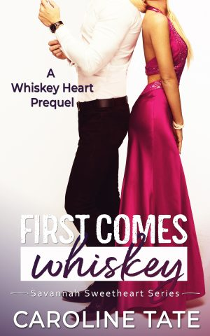 Cover for First Comes Whiskey